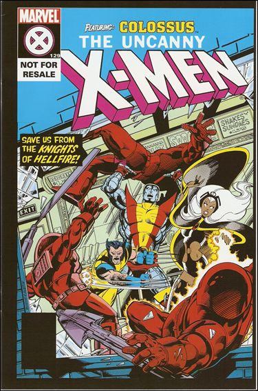 X-Men (1963) 129-C by Marvel