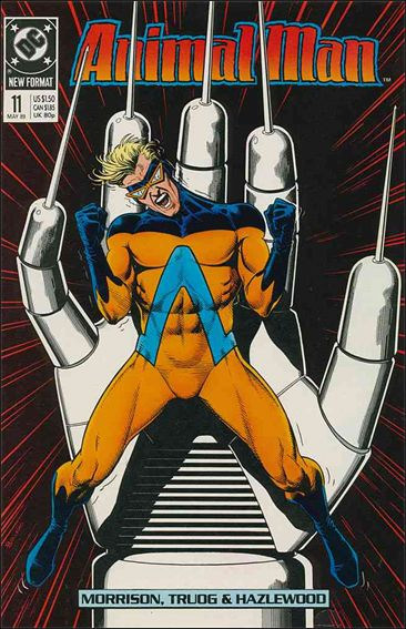 Animal Man (1988) 11-A by Vertigo