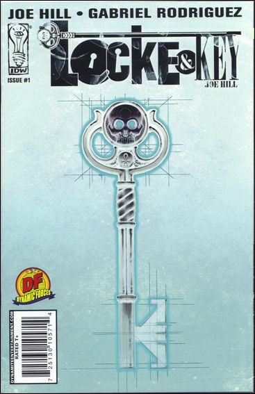 Locke & Key 1-D by IDW