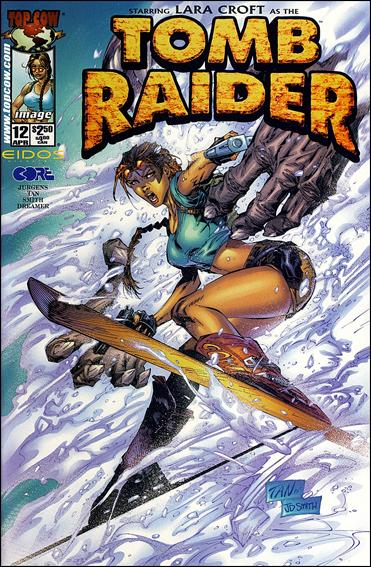 Tomb Raider: The Series 12-A by Top Cow