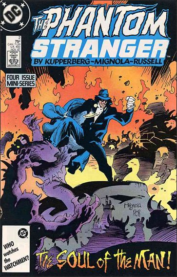 Phantom Stranger (1987) 2-A by DC
