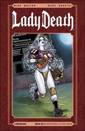 Lady Death (2010) 25-HC