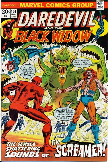 Daredevil (1964) 101-A by Marvel