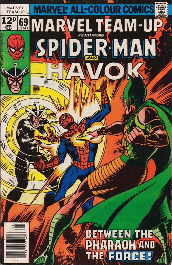 Marvel Team-Up (1972) 69-B by Marvel