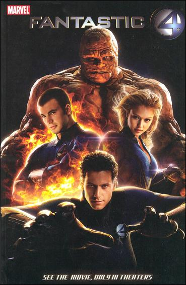 Fantastic Four: The Movie 1-A by Marvel