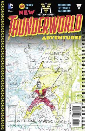 Multiversity: Thunderworld Adventures 1-E