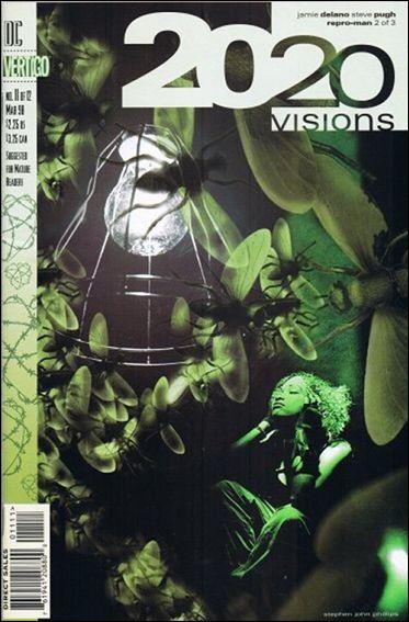 2020 Visions 11-A by Vertigo