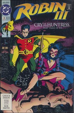 Robin III: Cry of the Huntress 3-A