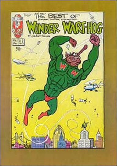 Best of Wonder Wart-Hog 1-A by Print Mint