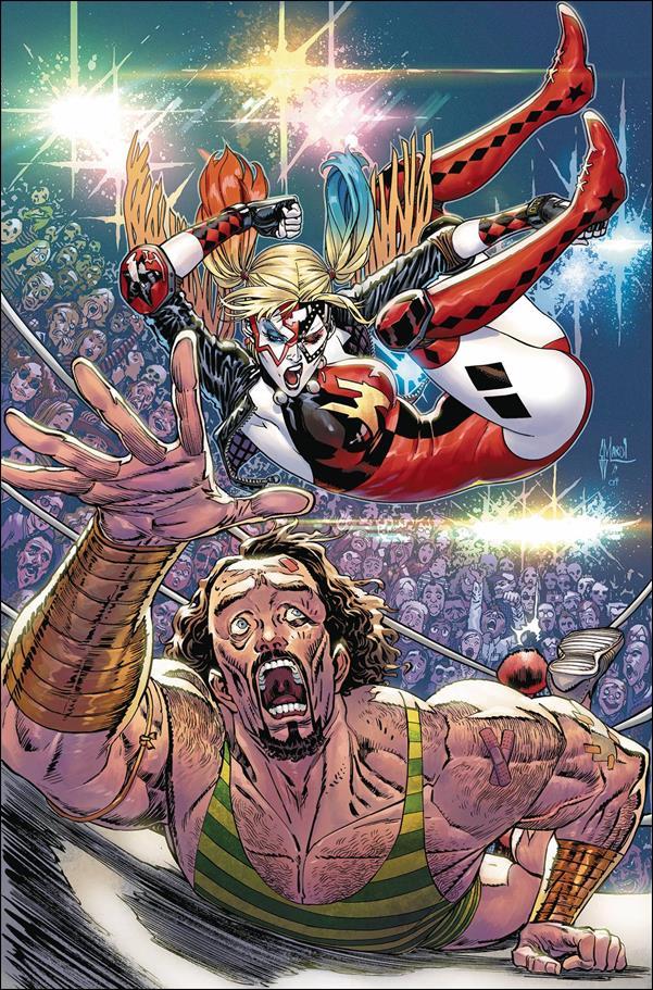Harley Quinn (2016) 70-A by DC