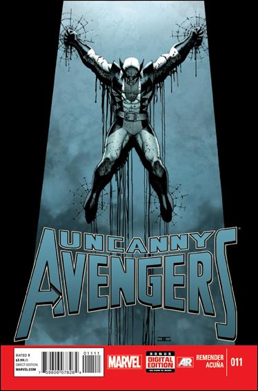 Uncanny Avengers 11-A by Marvel