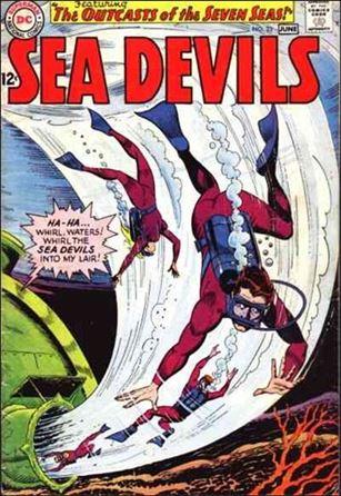 Sea Devils 23-A