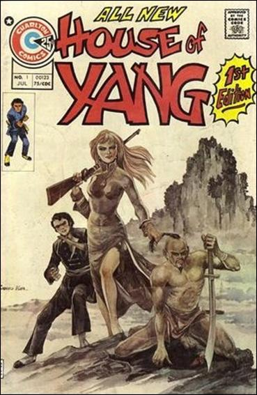 House of Yang (1975) 1-A by Charlton