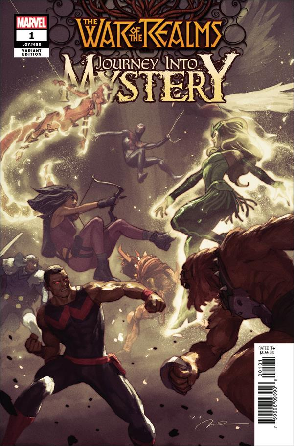 War of the Realms: Journey into Mystery 1-D by Marvel