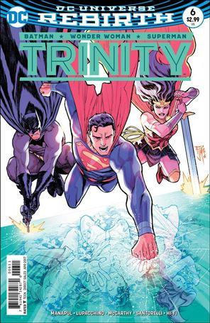 Trinity (2016) 6-A