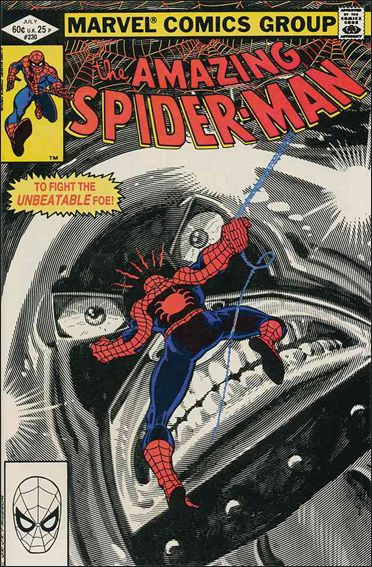 Amazing Spider-Man (1963) 230-A by Marvel