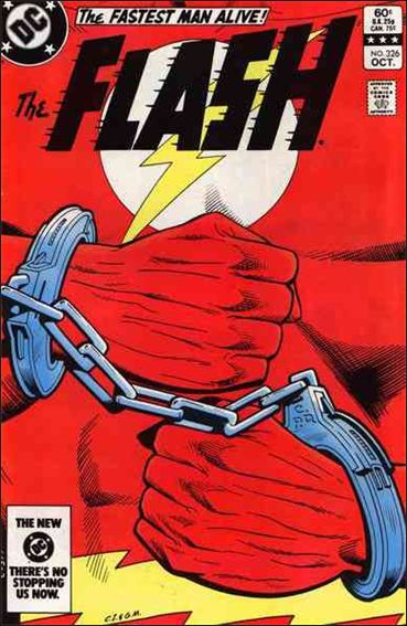 Flash (1959) 326-A by DC