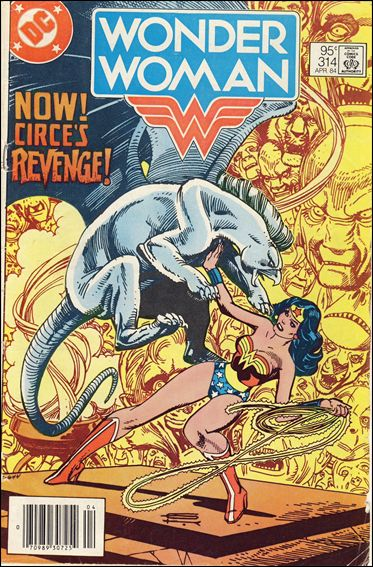Wonder Woman (1942) 314-B by DC