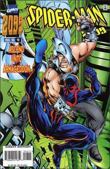 Spider-Man 2099 (1992) 46-A by Marvel