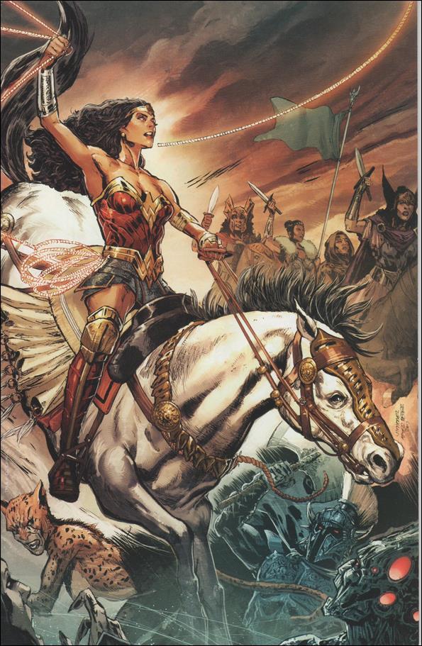 Sensation Comics (1942) 1-C by DC