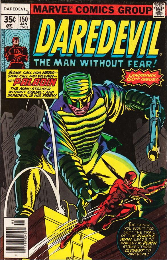Daredevil (1964) 150-A by Marvel