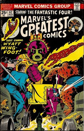 Marvel's Greatest Comics 62-A