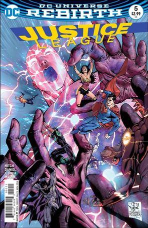 Justice League (2016) 5-A