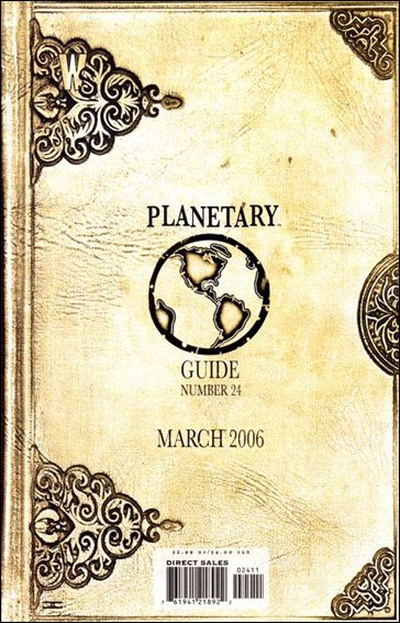 Planetary 24-A by WildStorm