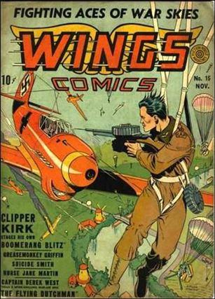 Wings Comics (1940) 15-A