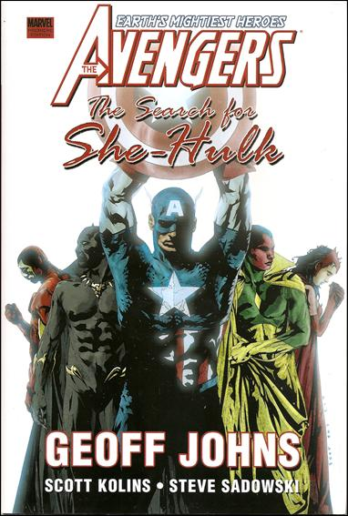 Avengers: The Search for She-Hulk nn-A by Marvel