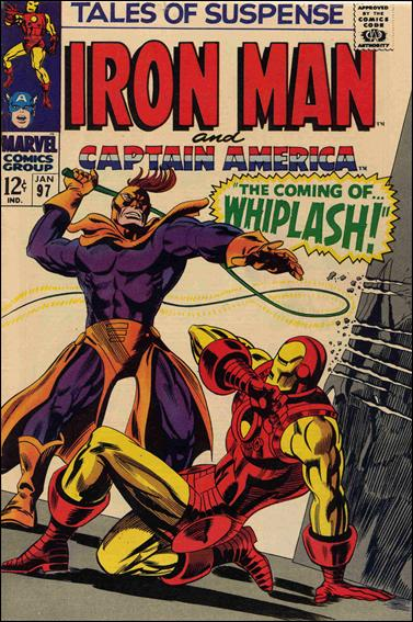 Tales of Suspense (1959) 97-A by Marvel