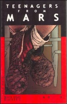 Teenagers from Mars 3-A by Rick Spears and Rob G.