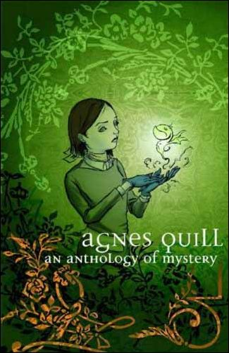 Agnes Quill 1-A by Slave Labor Graphics (SLG) Publishing
