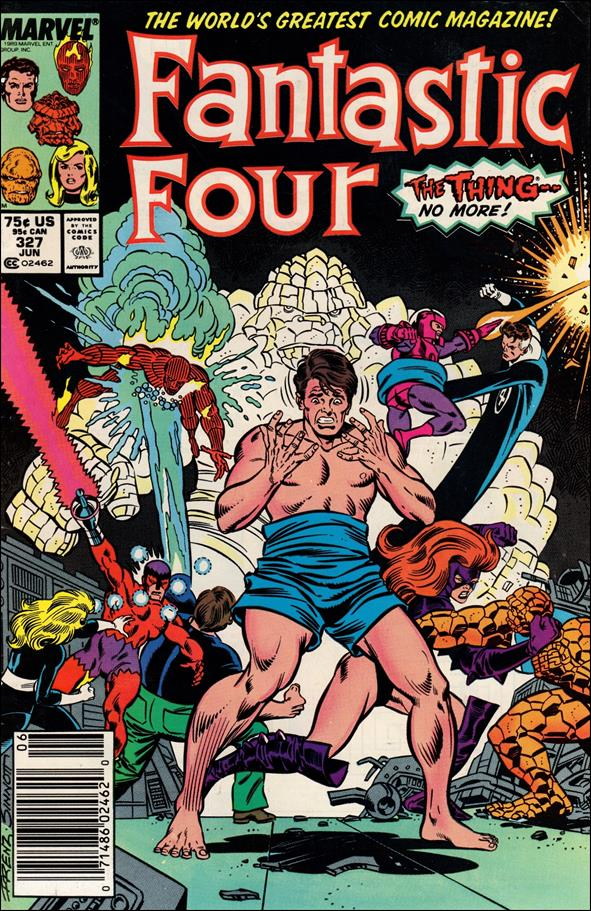 Fantastic Four (1961) 327-A by Marvel