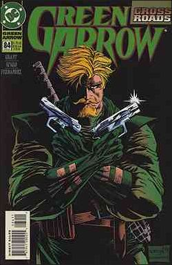 Green Arrow (1988) 84-A by DC