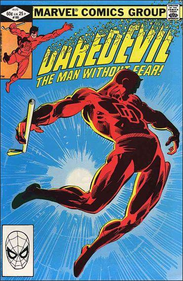 Daredevil (1964) 185-A by Marvel