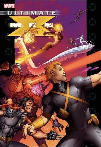 Ultimate X-Men (2003) 7-A by Marvel