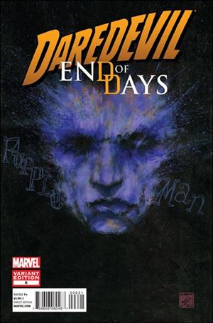 Daredevil: End of Days 6-B