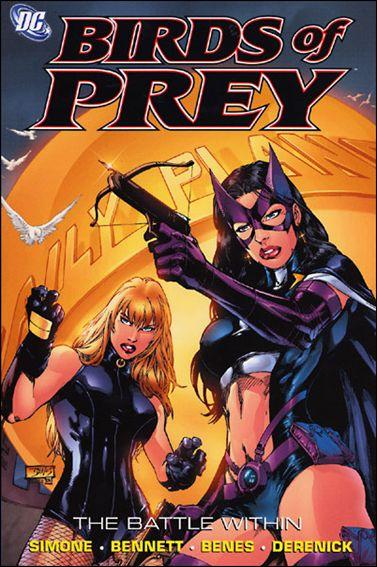 Birds of Prey 6-A by DC