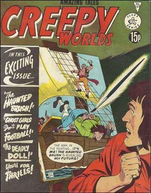 Creepy Worlds (UK) 169-A