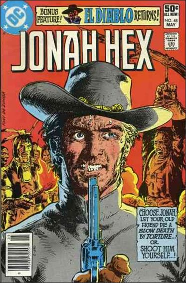 Jonah Hex (1977) 48-A by DC