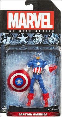 Marvel Infinite Series Captain America