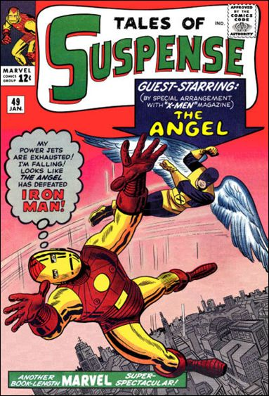 Tales of Suspense (1959) 49-A by Marvel