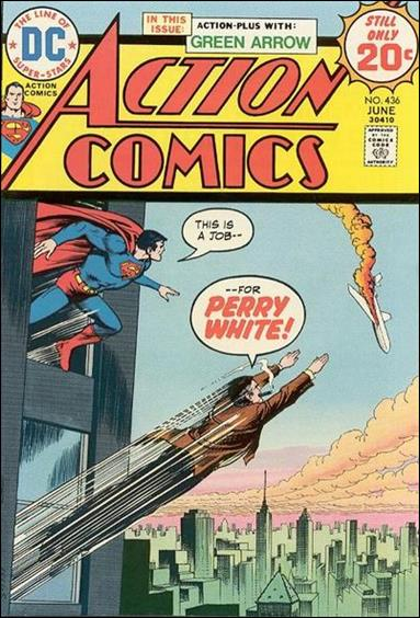 Action Comics (1938) 436-A by DC