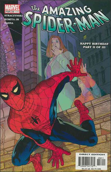 Amazing Spider-Man (1999) 58-A by Marvel