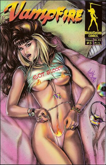 VampFire (2000) 3-A by BroadSword Comics