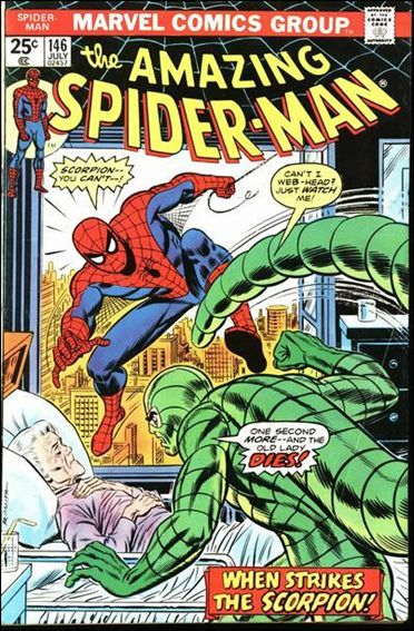 Amazing Spider-Man (1963) 146-A by Marvel