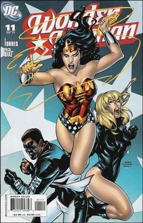 Wonder Woman (2006) 11-A