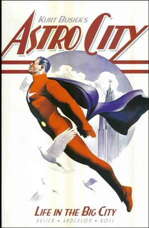 Kurt Busiek's Astro City: Life in the Big City 1-D