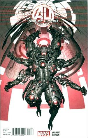 Age of Ultron 4-B by Marvel